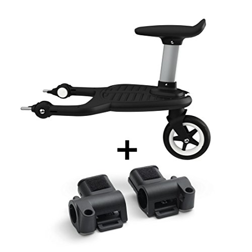 Bugaboo Comfort Wheeled Board and Adapter Bundle for ()