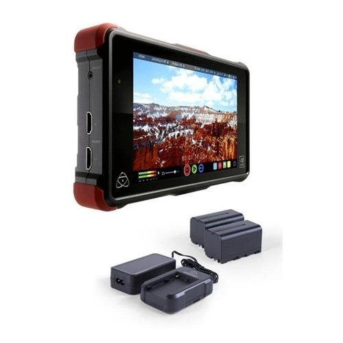 Atomos Ninja Flame 7'' Monitor Recorder - With Atomos Power Kit by Atomos
