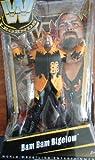 WWE Legends Bam Bam Bigelow Collector Figure - Series #5