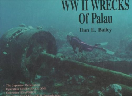 World War II Wrecks of Palau