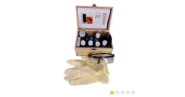 Kit de prueba para oro, plata y platino - Ácido de prueba ...