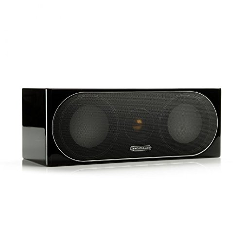 Monitor Audio Radius 200 Center Channel Speaker (gloss black)