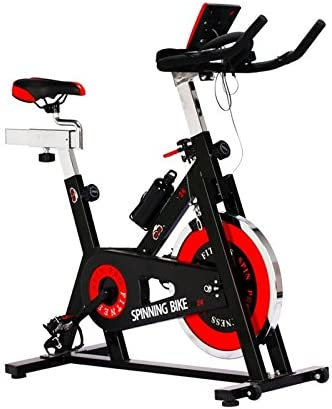 Sg-Bicicleta Spinning Sg24 Regulable de 24Kg de Disco de Inercia ...