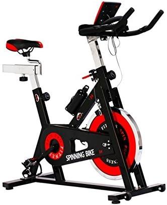 Sg-Bicicleta Spinning Sg24 Regulable de 24Kg de Disco de Inercia: Amazon.es: Deportes y aire libre