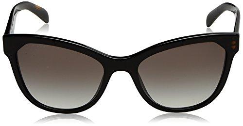 Black 21SS Prada Negro PR Grey Sonnenbrille nxEHPwB