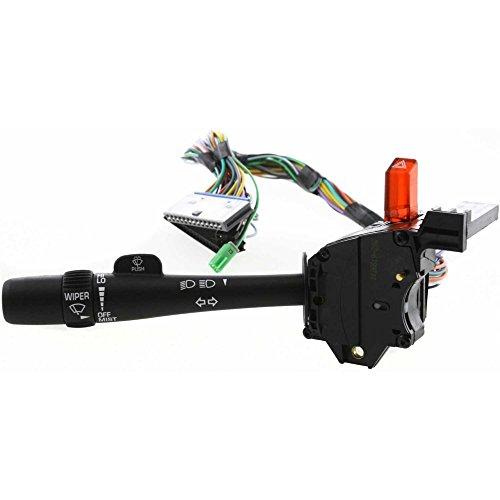 - Evan-Fischer EVA16172016816 Combination Switch for Chevrolet Blazer 98-05 High and Low Beam Dimmer Turn Signal Wiper