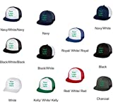 26 CUSTOM ONE COLOR PRINTED screen MENS Hats