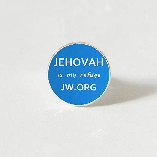 JW.ORG - Anillo de cristal pintado a mano para mujer, diseño de ...