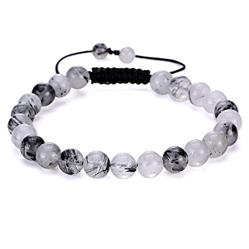 8 Mm Gemstone Bracelet - 9