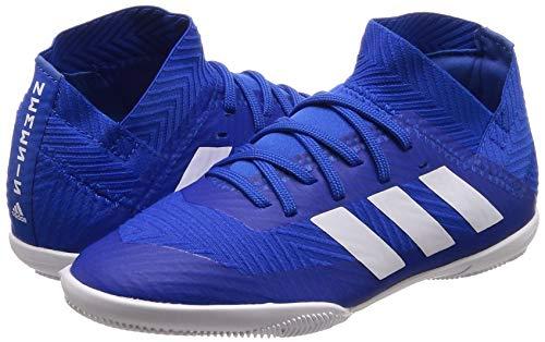 Adidas Nemeziz 18 In Blue Chaussures Blue Enfant football Bleu De football ftwr Futsal 3 Tango Mixte White J rSrwndCqA
