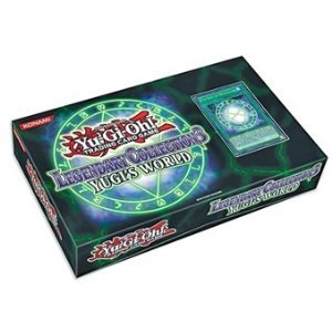 Yugioh Legendary Collection 3: Yugi's World Box Trading Card with The Seal of Orichalcos