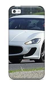 Iphone 5c Hybrid Tpu Case Cover Silicon Bumper Maserati Granturismo 39