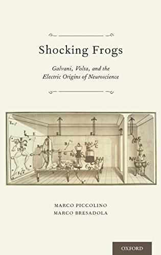 Shocking Frogs: Galvani, Volta, and the Electric Origins of Neuroscience