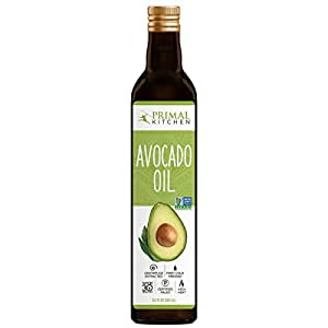 Primal Kitchen Avocado Oil, 16.9 fl ounce (500 ML), Paleo, Whole30, High Heat