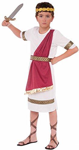 Ancient Roman Shoes (Forum Novelties Child's Caesar Costume)