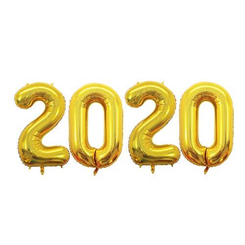 42 inch 2020 balloons