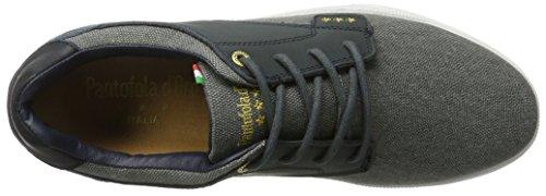Pantofola d'Oro Prato Canvas Low - Tobillo bajo Hombre Azul (Blue Indigo)