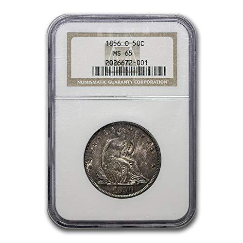 1856 O Liberty Seated Half Dollar MS-65 NGC Half Dollar MS-65 NGC ()