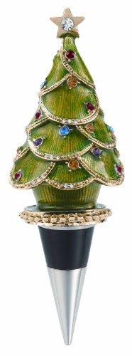 Olivia Riegel Christmas Tree Bottle Stopper ()