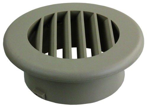 JR Products HV4TN-A Tan 4″ Heat Vent