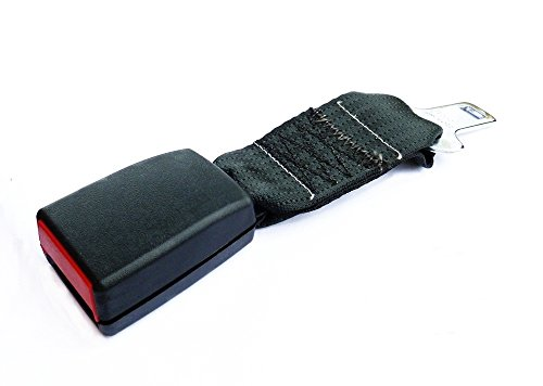 Select Quality Seat Belt Extender for 2002 - 2012 Jeep Liberty (Fits ALL Seats) - Adds 7