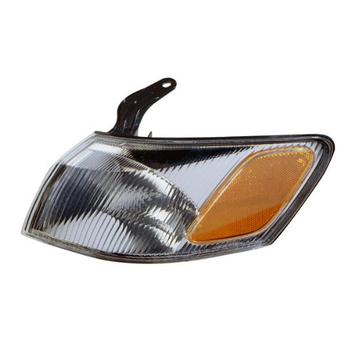 1997-1998-1999 Toyota Camry Park Corner Light Turn Signal Marker Lamp Left Driver Side (97 98 99) (Driver Signal Lamp Left Assembly)