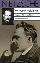 Nietzsche: Vols. 3 and 4 (Vol. 3: The Will to Power as Knowledge and as Metaphysics; Vol. 4: Nihilism)