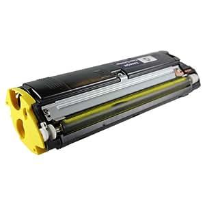 Konica Minolta 1710517-006 Yellow Toner Cartridge (2300DL Printer)