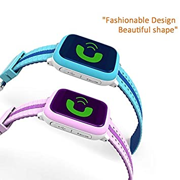 WHKNY Reloj Inteligente Monitor para niños Smart Watch ...
