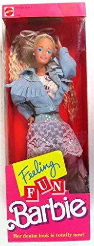 Feeling Fun Barbie Doll (1988 Mattel - Doll Barbie 1988