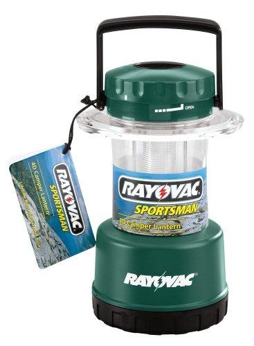 Rayovac SP4D-KB Sportsman Krypton 4D Area Lantern, Outdoor Stuffs