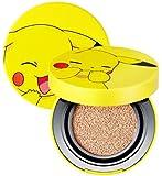 TONYMOLY Pikachu mini Cover Cushion #01 Skin Beige