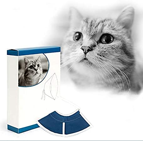 Special Cat Elizabeth Collar Pet Wound Recovery Anti-Bite Protective Collar