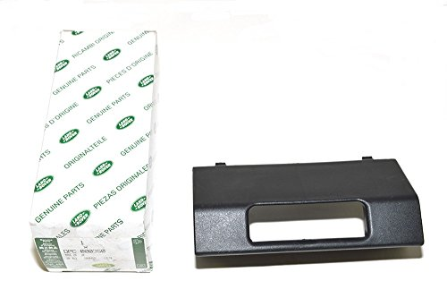 LAND ROVER RANGE ROVER L322 03-05 GENUINE TOWING TOW HOOK COVER ON FRONT BUMPER PART: DPC000350