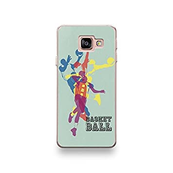 coque huawei y6 2017 basket-ball