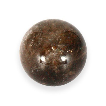 Smoky Quartz Crystal Sphere ~2.5cm ()