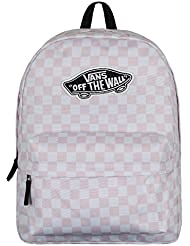 Vans Realm Womens Backpack Pink