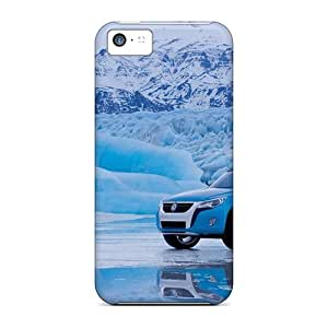 Iphone 5c Case Cover Skin : Premium High Quality Ice Glacier Volkswagen Case