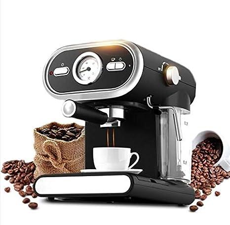 Amazon.com: ELYSIA Espresso Café Semi-automático Cafetera ...