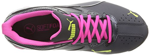 WN's Women's Glow FM 6 PUMA Silver Puma Pink Trainer Shoe Cross Tazon Periscope qtdA7wp