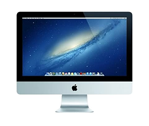 Apple iMac ME087LL/A 21.5-Inch Desktop ( VERSION) (Certified Refurbished) (Apple Imovie Software)