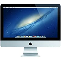 Apple iMac 21.5 Desktop - 2.7GHz Quad-core Intel Core i5, 256GB Flash Storage, 16GB 1600MHz DDR3 SDRAM, Intel Iris Pro Graphics, Mac OS X Yosemite, (NEWEST VERSION)