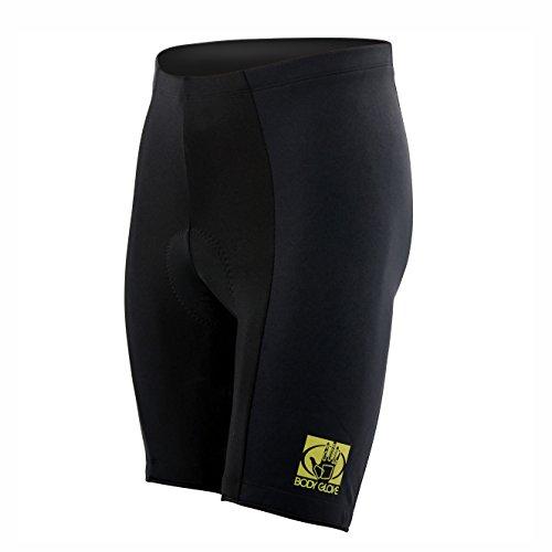 Body Glove Neo ATB Cycling Short, XX-Large, Black