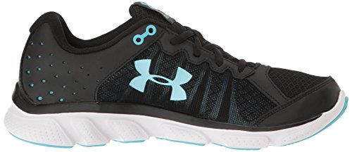 De Armour Para Running Mujer Zapatillas Micro Ua Assert G W Black 6 white Under 004 8dvqBv