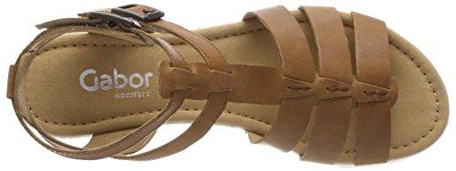 cheap big sale Gabor Felicity Women's Mule Wedge Sandals Brown (Peanut Jute) where to buy low price classic buy cheap marketable OiR3pQSKE