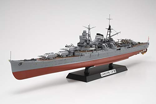 (Tamiya 78022 Japanese Light Cruiser Mikuma 1/350 Scale Ship Model Kit)