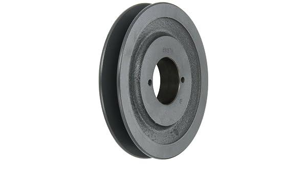 C Belt Uses SF Bushing Browning 2C90SF Q-D Sheave Cast Iron 2 Groove