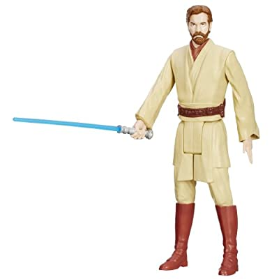 "Star Wars Obi-Wan Kenobi 12"" Action Figure"