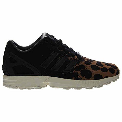 Adidas Originaler Zx Flux Svart