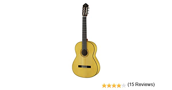 Yamaha cg172sf Nylon String FLAMENCO guitarra: Amazon.es ...